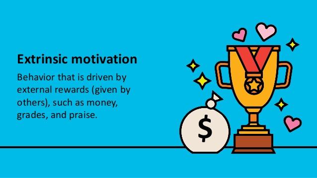 relationship between motivation and reward