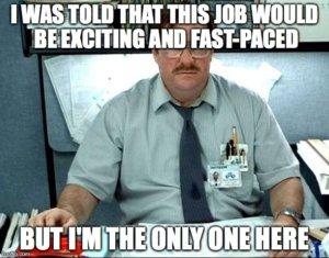 hiring a salesperson