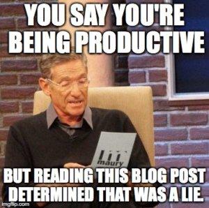 Sales Productivity Hacks