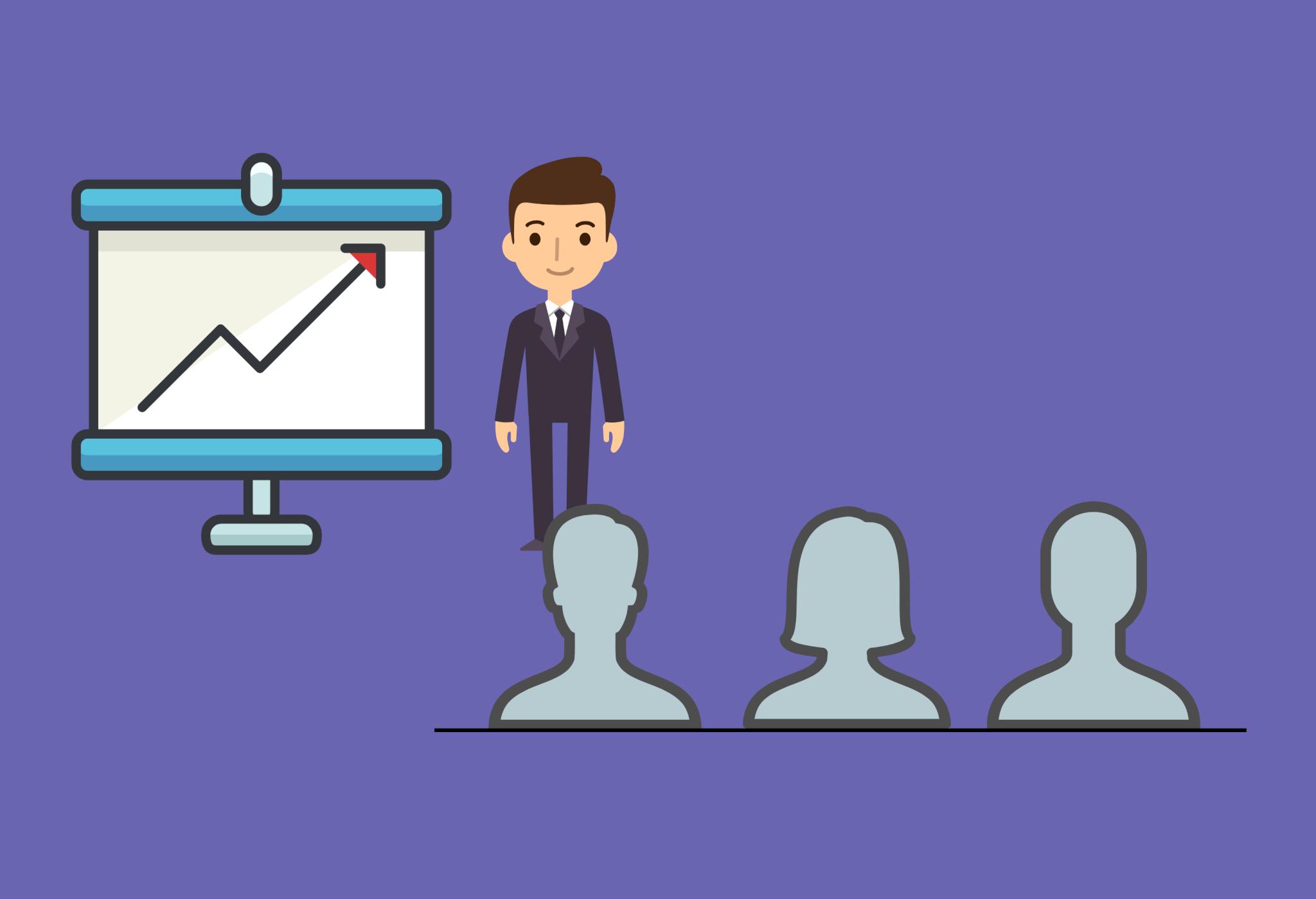 how to do a good sales presentation